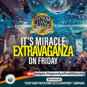 Global Day of Prayer with Pastor Chris Oyakhilome