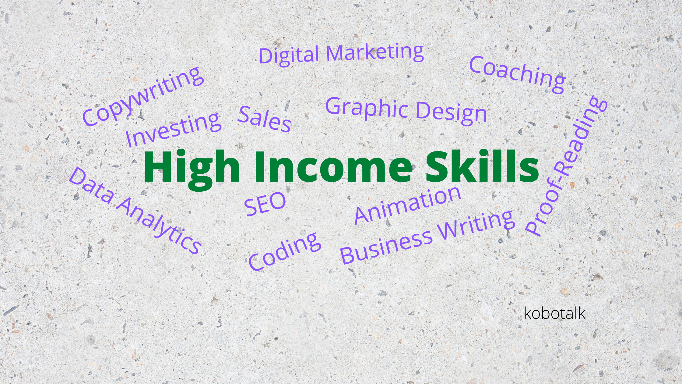 These 10 High Income Skills Can Make You Rich